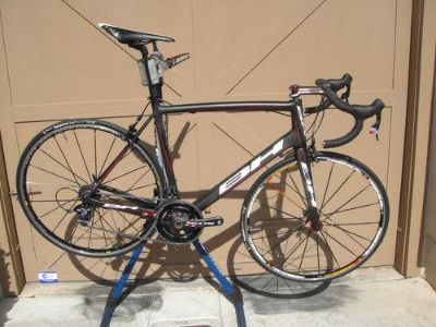 2012 BH Ultralight RED Carbon Road Bike Size XL   $1600