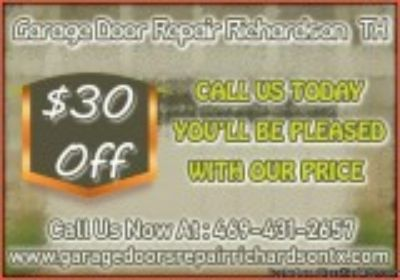 Garage Doors Repair Richardson TX