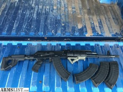 For Sale: Custom built AK-47