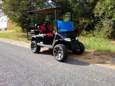 2018 E-Z-Go Freedom RXV Electric Golf carts Golf Carts Covington, GA