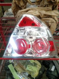 Purchase 07-11 CHEVY AVEO RH Taillight assembly. OEM used motorcycle in Smithton, Pennsylvania, United States