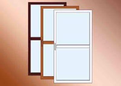 Aluminium Bathroom Doors