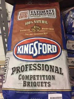 Kingsford Professional Competition Briquets 18LB