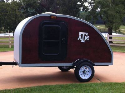 Teardrop Cer Trailer for Sale
