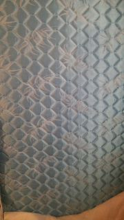 Full size mattress and box springs