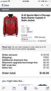 Men s Jordan Winter jacket
