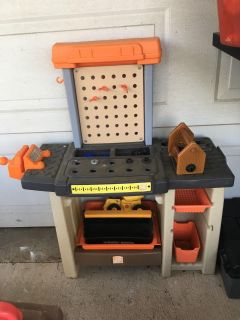 Step 2 Tool Bench