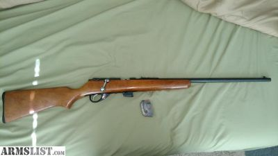 For Sale: sears model 42-103 19791 22 cal.