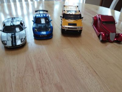 Jab/DubCity Collectible Cars