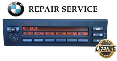 Find BMW MULTI INFORMATION RADIO STEREO DISPLAY MID REPAIR SERVICE E39 530 540 E53 X5 motorcycle in Long Beach, California, United States, for US $129.95
