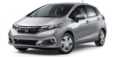 2019 Honda Fit LX (Modern Steel Metallic)