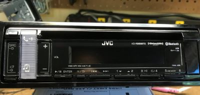 JVC KD-R988BTS CD receiver radio with speakers