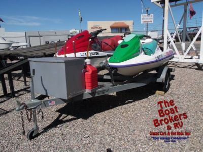2004 Yamaha Wave Runner/1995 Bombardier Sea Doo