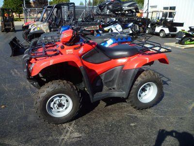 2012 Honda FourTrax Foreman 4x4 ES Utility ATVs Union Grove, WI