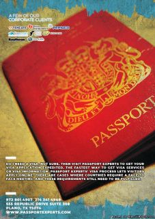 Passport Experts Visa Services