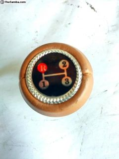 Shift knob 3 speed