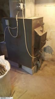 For Sale: Wood furnace