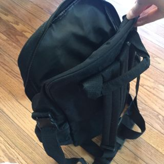 Laptop backpack - brand new