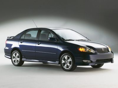 2007 Toyota Corolla CE ()
