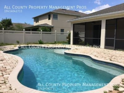 Annual/Pet Friendly/Pool/Centrally Located