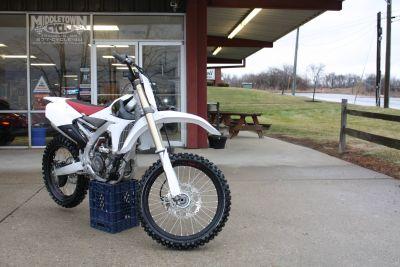 2017 Yamaha YZ250F Motocross Motorcycles Franklin, OH