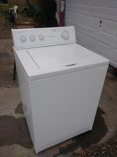 Estate by Whirlpool washer