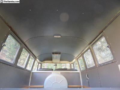 Complete Interior / Door Panel Set for 55-67 Kombi