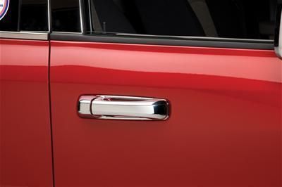 Find Putco 400506 Door Handle Covers ABS Plastic Chrome Dodge/Ram 1500/2500/3500 Pair motorcycle in Tallmadge, Ohio, US, for US $41.97