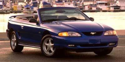 1998 Ford Mustang SVT Cobra (Black Clearcoat)
