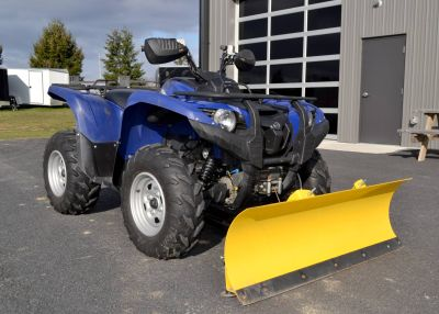 2014 Yamaha Grizzly 700 FI Auto. 4x4 EPS Utility ATVs Grantville, PA
