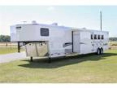 2017 Shadow Conestoga SMART TRAILER 4H 20.5 LQ 4 horses