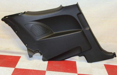 Sell 09-12 Genisis Coupe Left Rear Interior Quarter Trim Panel Driver Back Black motorcycle in Pensacola, Florida, US, for US $79.99