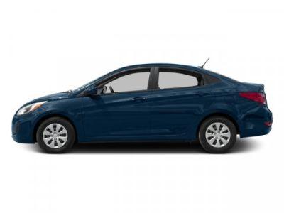 2016 Hyundai Accent GLS (Pacific Blue Pearl)