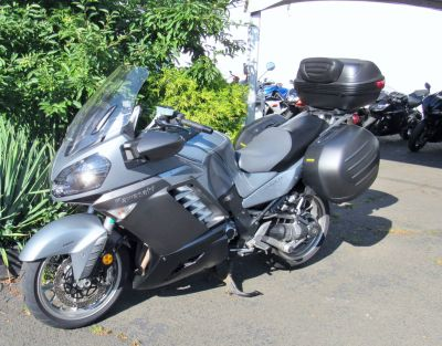 2008 Kawasaki Concours 14 ABS Touring Motorcycles New Haven, CT