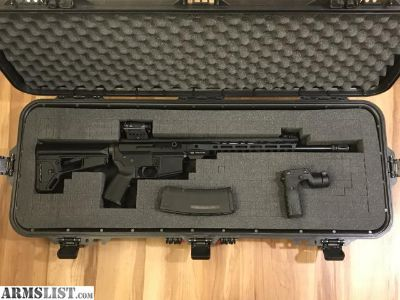 For Sale: 16 PSA + Magpul + Romeo4 Reddot and Case.