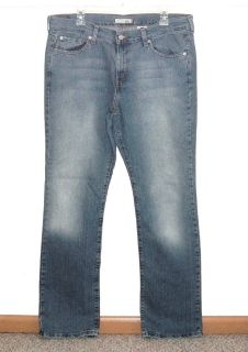 Levis 505 Straight Leg Denim Jeans Womens 12L 12 x 33 Long