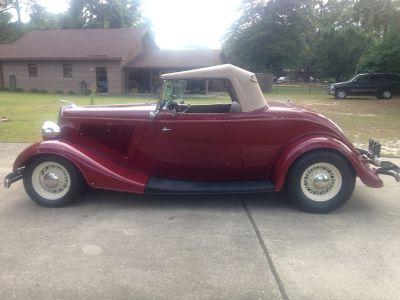 1934 Ford Model 40 Roadster