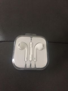 Apple earbuds with 3.5 mm jack for iPhone 5 5s se iPod iPod Touch and iPhone 6/6s 6 plus 6s plus