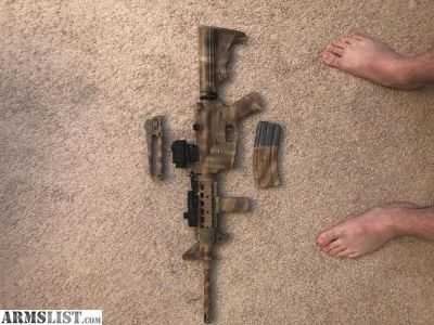 For Sale: AR-15 with some goodies