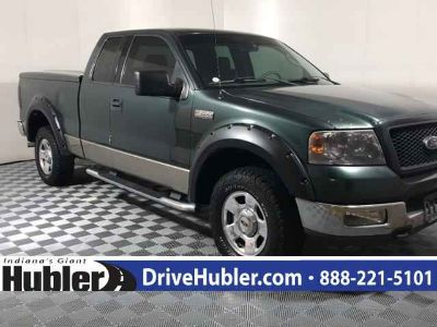 Used 2004 Ford F-150 Supercab 133 4WD
