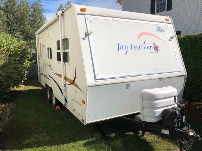 2006 Jayco Jay Feather EXP 19H