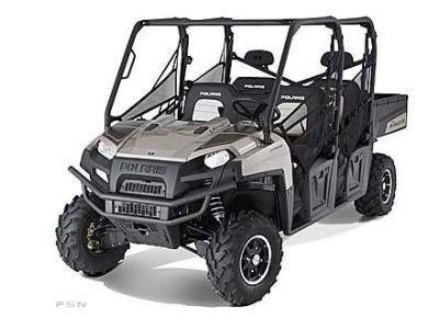 2012 Polaris Ranger Crew 800 EPS LE Side x Side Utility Vehicles Brazoria, TX