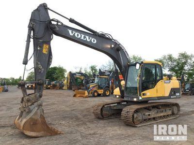2012 Volvo EC160DL Track Excavator