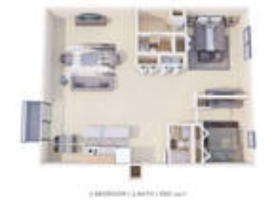 Sherwood Crossing Apartments & Townhomes - Two BR Two BA