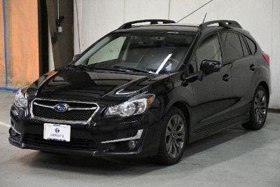 2015 Subaru Impreza 2.0i Sport Premium (Crystal Black Silica)