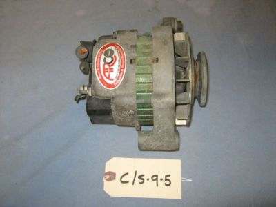 Sell OMC COBRA 2.3L alternator 0985466 or 3860769 Lot C/S-9-5 Freshwater motorcycle in Little Falls, Minnesota, United States, for US $49.00