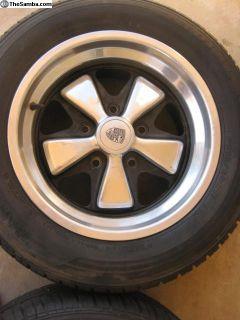 Futch wheels porche oem wide 8 s and 7-15