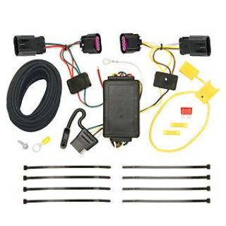 Find T-One Assembly w/ Upgraded Circuit Protection Trailer Hitch Wiring Light Kit motorcycle in Grand Prairie, Texas, US, for US $48.99