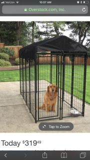 Lucky Dog Kennel (pic is from ad)