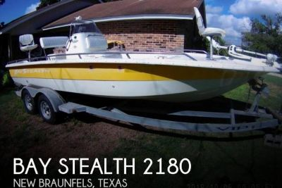 2004 Bay Stealth 2180